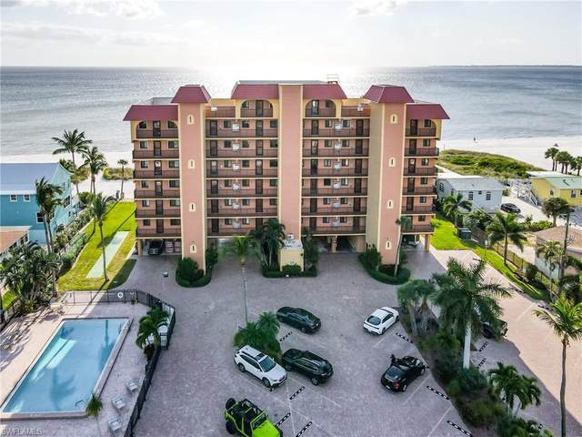 600 Estero Boulevard #403, Fort Myers Beach, FL 33931 (#220070014) :: The Dellatorè Real Estate Group