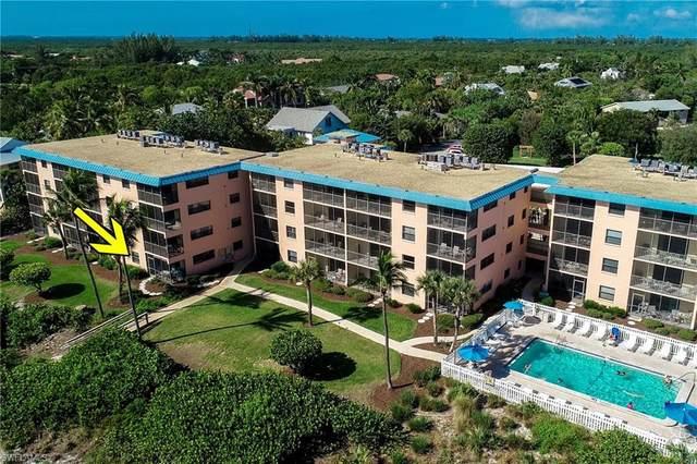 2230 Camino Del Mar Drive 4D1, Sanibel, FL 33957 (MLS #220070143) :: The Naples Beach And Homes Team/MVP Realty