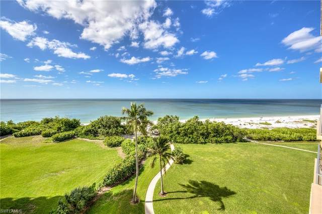 7360 Estero Boulevard #504, Fort Myers Beach, FL 33931 (MLS #220070149) :: The Naples Beach And Homes Team/MVP Realty
