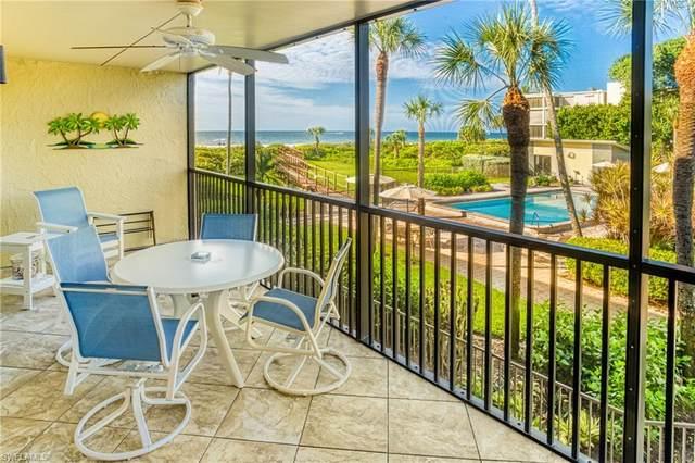 2737 W Gulf Drive #113, Sanibel, FL 33957 (MLS #220070166) :: Florida Homestar Team
