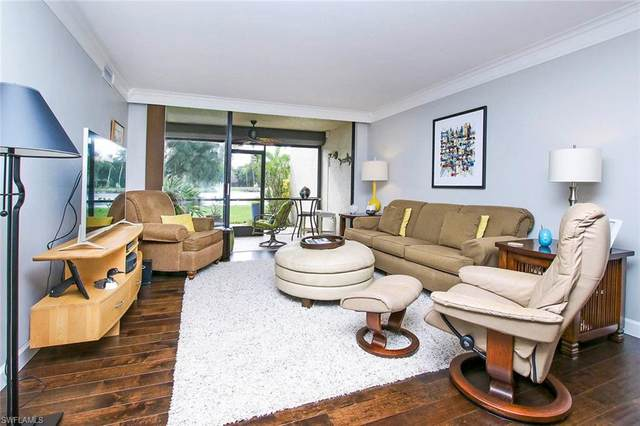 4200 Steamboat Bend #102, Fort Myers, FL 33919 (MLS #220071305) :: The Naples Beach And Homes Team/MVP Realty