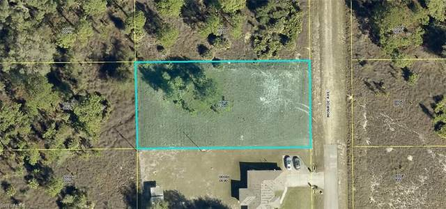 1915 Monroe Avenue, Lehigh Acres, FL 33972 (MLS #220071393) :: RE/MAX Realty Team