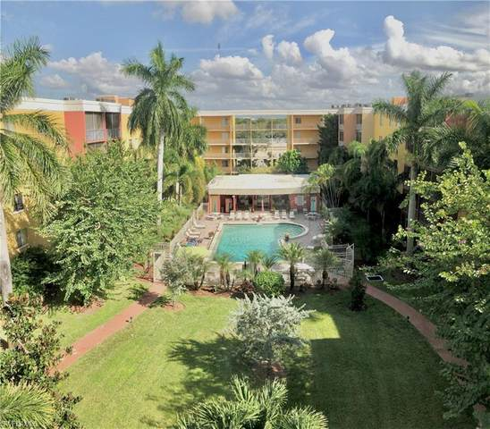 2366 E Mall Drive #309, Fort Myers, FL 33901 (#220071479) :: The Michelle Thomas Team