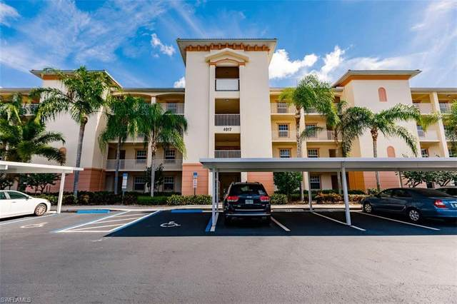 4017 Palm Tree Boulevard #309, Cape Coral, FL 33904 (MLS #220071510) :: The Naples Beach And Homes Team/MVP Realty