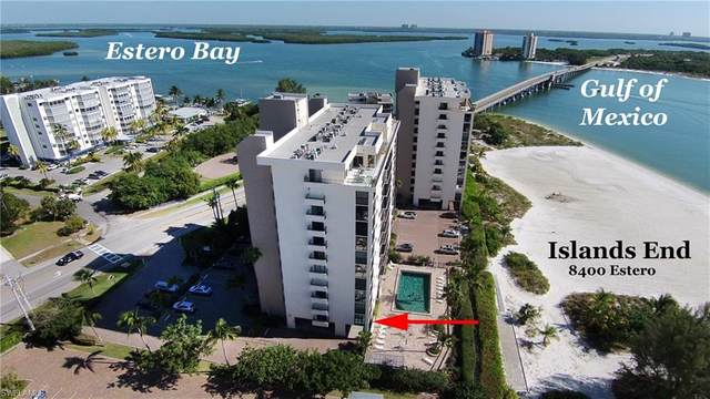 8400 Estero Boulevard #105, Fort Myers Beach, FL 33931 (#220071515) :: The Michelle Thomas Team