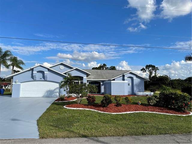 90 Ortona Street, Lehigh Acres, FL 33936 (#220071517) :: Caine Luxury Team