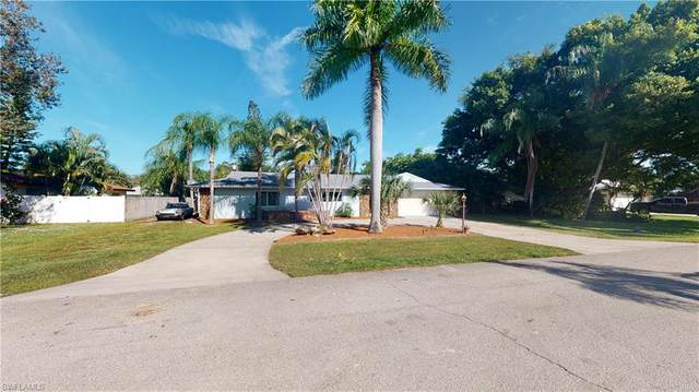 1259 Cleburne Drive, Fort Myers, FL 33919 (#220071971) :: Jason Schiering, PA