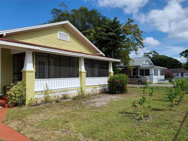 2065 Canal Street, Fort Myers, FL 33901 (MLS #220072039) :: The Naples Beach And Homes Team/MVP Realty
