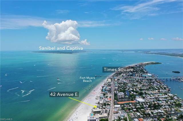 42 Avenue E, Fort Myers Beach, FL 33931 (MLS #220072247) :: The Naples Beach And Homes Team/MVP Realty