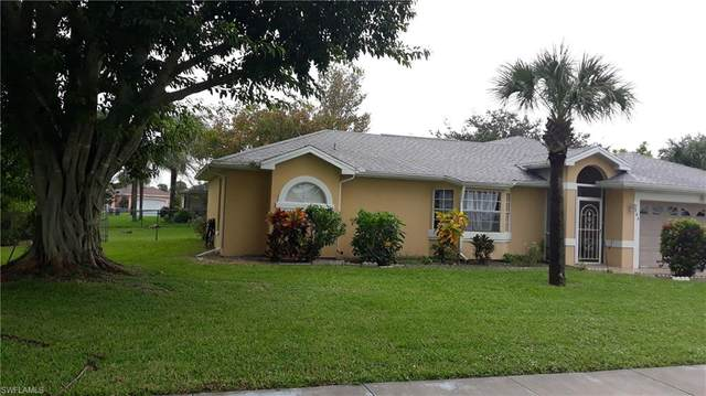 289 Justene Circle, Lehigh Acres, FL 33936 (MLS #220072282) :: Domain Realty