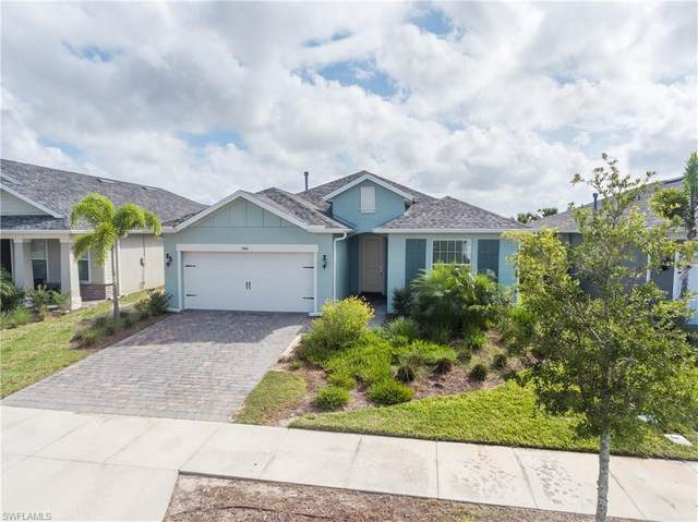 17441 Silverspur Drive, Babcock Ranch, FL 33982 (MLS #220072305) :: The Naples Beach And Homes Team/MVP Realty