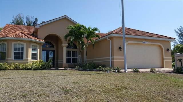 1931 Chiquita Boulevard S, Cape Coral, FL 33991 (MLS #220072981) :: RE/MAX Realty Team