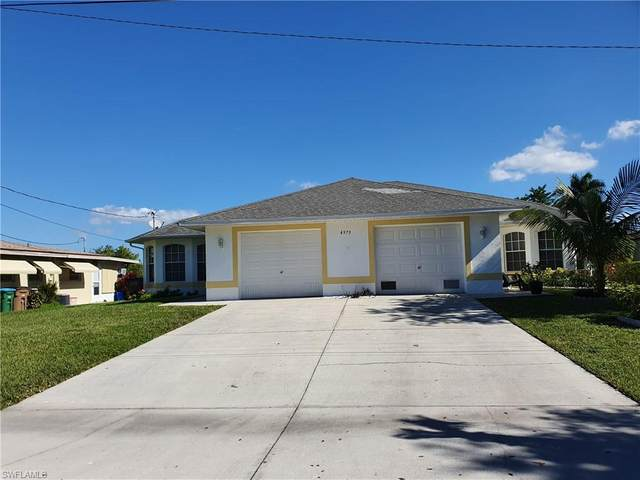 4973 Viceroy Street A-B, Cape Coral, FL 33904 (MLS #220073232) :: Domain Realty