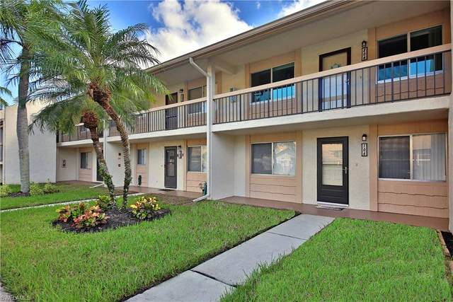 13090 White Marsh Lane #106, Fort Myers, FL 33912 (MLS #220073402) :: Clausen Properties, Inc.