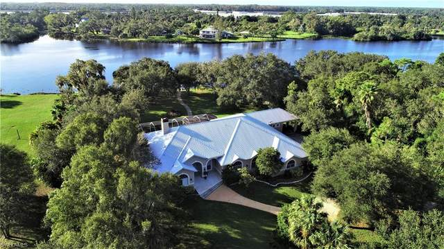 20150 Cypress Creek Drive, Alva, FL 33920 (#220073566) :: Vincent Napoleon Luxury Real Estate