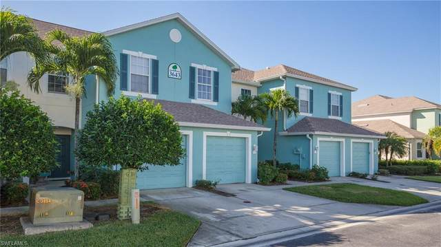 3643 Pine Oak Circle #106, Fort Myers, FL 33916 (MLS #220073662) :: The Naples Beach And Homes Team/MVP Realty