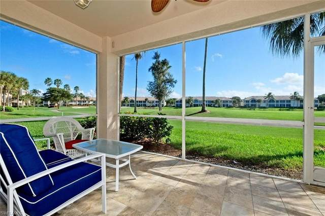 16431 Millstone Circle #103, Fort Myers, FL 33908 (MLS #220073740) :: The Naples Beach And Homes Team/MVP Realty