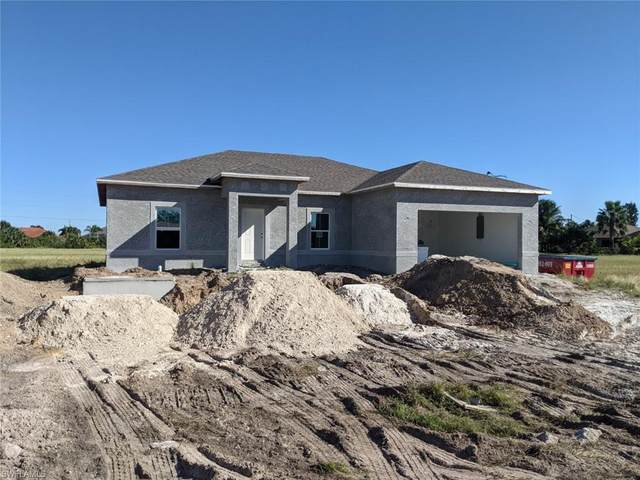 1501 NW 38th Place, Cape Coral, FL 33993 (MLS #220073790) :: Coastal Luxe Group Brokered by EXP