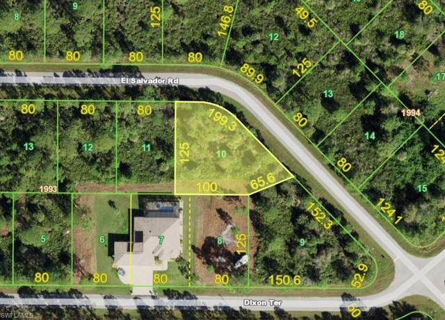 3115 El Salvador Road, Port Charlotte, FL 33981 (#220073865) :: We Talk SWFL