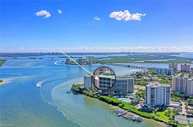 4141 Bay Beach Lane 4H6, Fort Myers Beach, FL 33931 (#220074001) :: The Dellatorè Real Estate Group