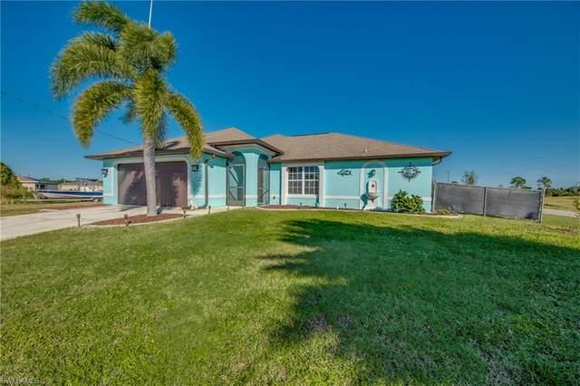 1333 NE 34th Lane, Cape Coral, FL 33909 (#220074125) :: We Talk SWFL