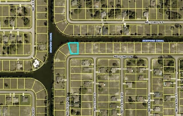 1317 NE 32nd Lane, Cape Coral, FL 33909 (MLS #220074239) :: NextHome Advisors