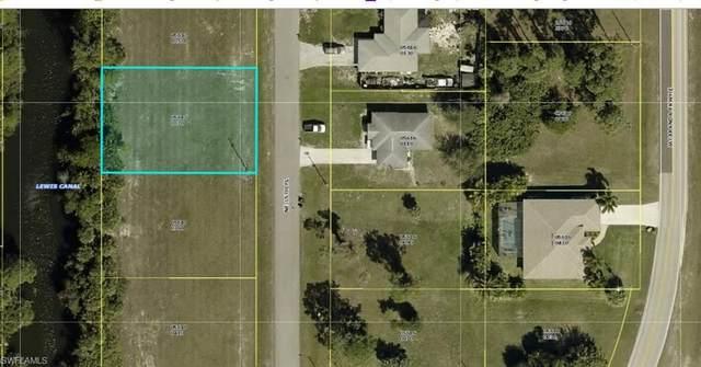 3200 NE 15th Place, Cape Coral, FL 33909 (MLS #220074325) :: NextHome Advisors