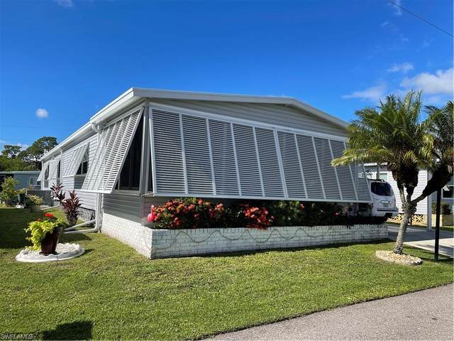 14507 Paul Revere Loop #442, North Fort Myers, FL 33917 (MLS #220074469) :: RE/MAX Realty Team