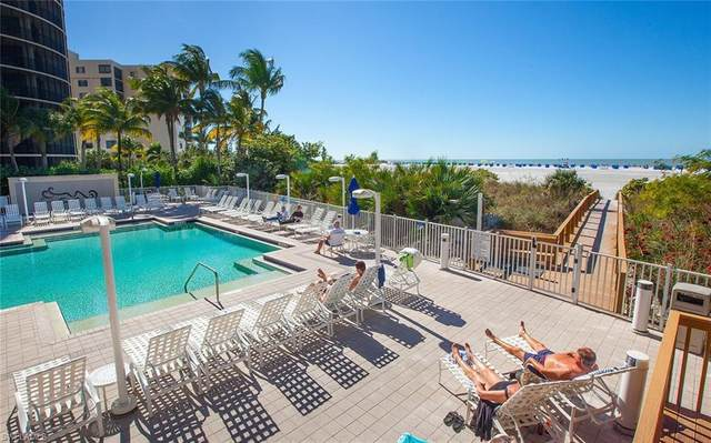 6620 Estero Boulevard #603, Fort Myers Beach, FL 33931 (MLS #220074509) :: The Naples Beach And Homes Team/MVP Realty