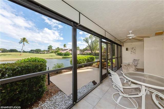 4811 S Landings Drive #102, Fort Myers, FL 33919 (#220074565) :: Caine Luxury Team