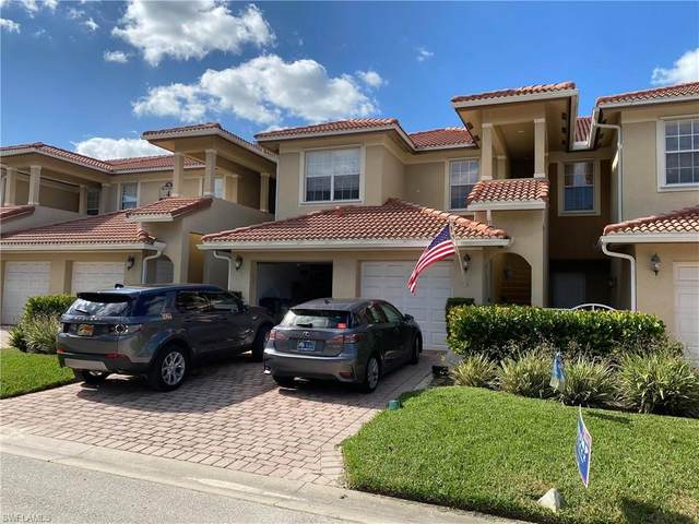 8521 Oakshade Circle #413, Fort Myers, FL 33919 (MLS #220074650) :: Clausen Properties, Inc.