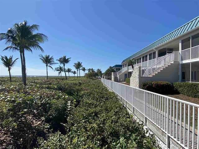 827 E Gulf Drive J3, Sanibel, FL 33957 (#220074727) :: Vincent Napoleon Luxury Real Estate