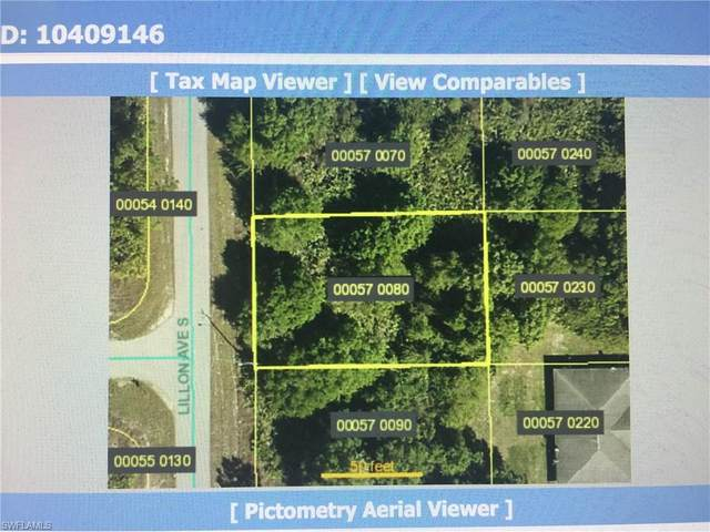 437 Lillon Avenue S, Lehigh Acres, FL 33974 (#220074858) :: We Talk SWFL
