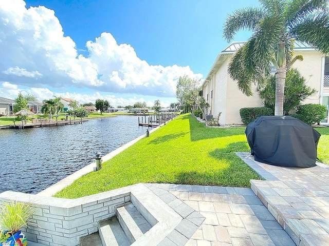 3907 Del Prado Boulevard S C203, Cape Coral, FL 33904 (MLS #220074865) :: The Naples Beach And Homes Team/MVP Realty