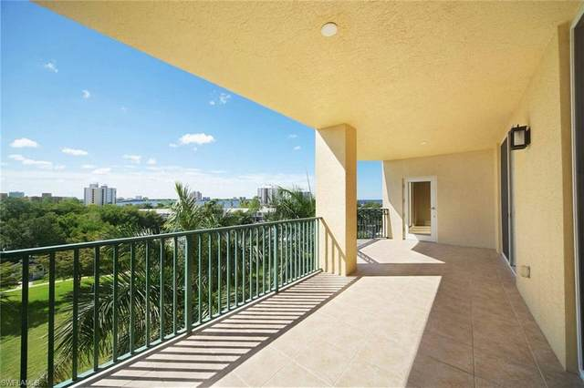 3414 Hancock Bridge Parkway #503, North Fort Myers, FL 33903 (MLS #220074997) :: Realty Group Of Southwest Florida