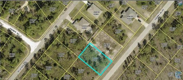 1013 Grant Boulevard, Lehigh Acres, FL 33974 (MLS #220075023) :: NextHome Advisors