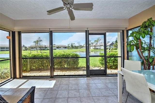 5830 Trailwinds Drive #812, Fort Myers, FL 33907 (MLS #220075154) :: Clausen Properties, Inc.