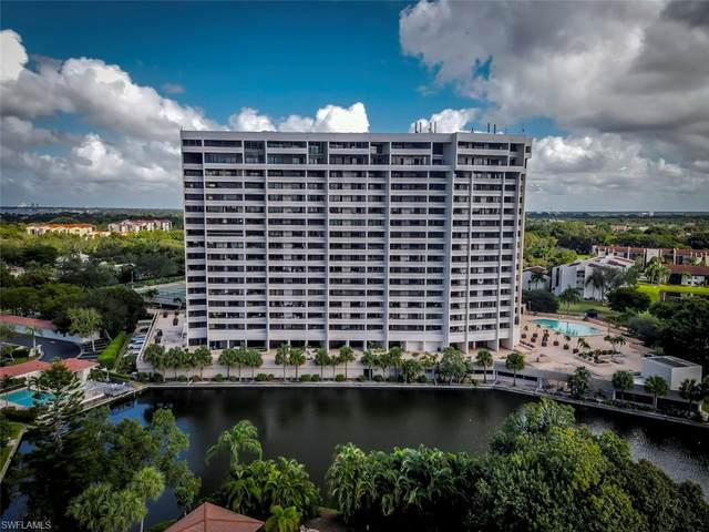 5260 S Landings Drive #704, Fort Myers, FL 33919 (#220075262) :: Caine Luxury Team