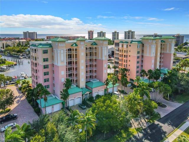 170 Lenell Road #403, Fort Myers Beach, FL 33931 (MLS #220075329) :: Uptown Property Services