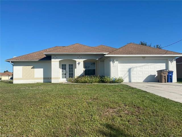 2710 25th Street SW, Lehigh Acres, FL 33976 (MLS #220075349) :: RE/MAX Realty Team