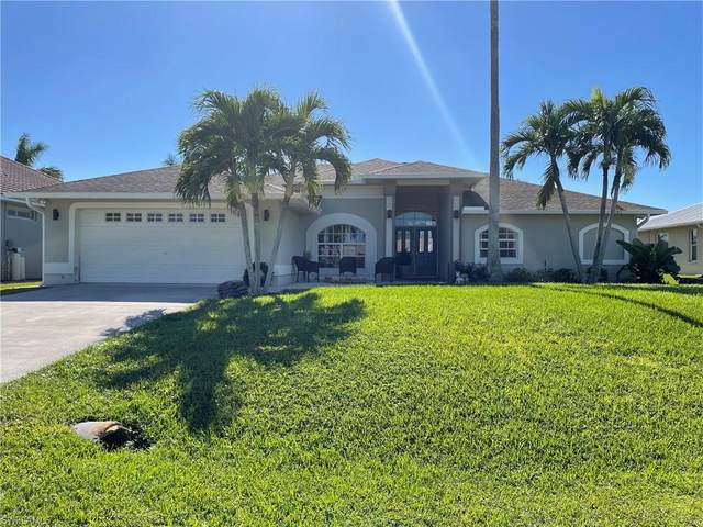 2204 SW 40th Terrace, Cape Coral, FL 33914 (MLS #220075391) :: Uptown Property Services