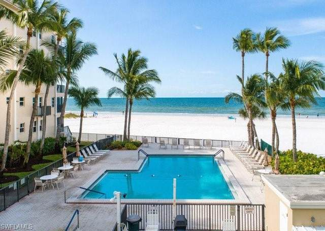 2580 Estero Boulevard #305, Fort Myers Beach, FL 33931 (MLS #220075402) :: The Naples Beach And Homes Team/MVP Realty