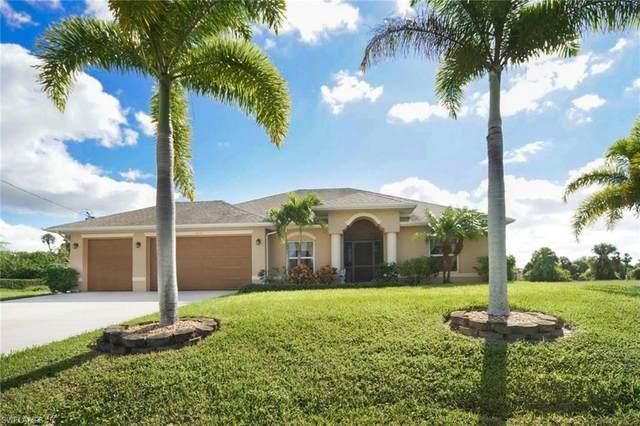 1410 NE 33rd Lane, Cape Coral, FL 33909 (MLS #220075405) :: RE/MAX Realty Team