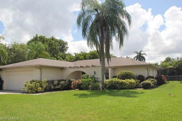 1440 Claret Court, Fort Myers, FL 33919 (MLS #220075415) :: RE/MAX Realty Team