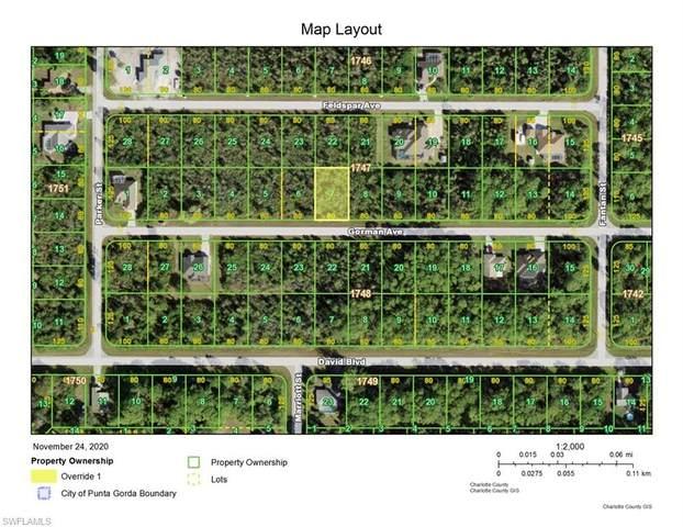 13188 Gorman Avenue, Port Charlotte, FL 33981 (MLS #220075557) :: NextHome Advisors