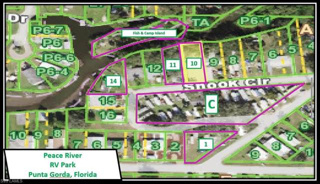 29208 Snook Circle, Punta Gorda, FL 33982 (MLS #220075715) :: Domain Realty