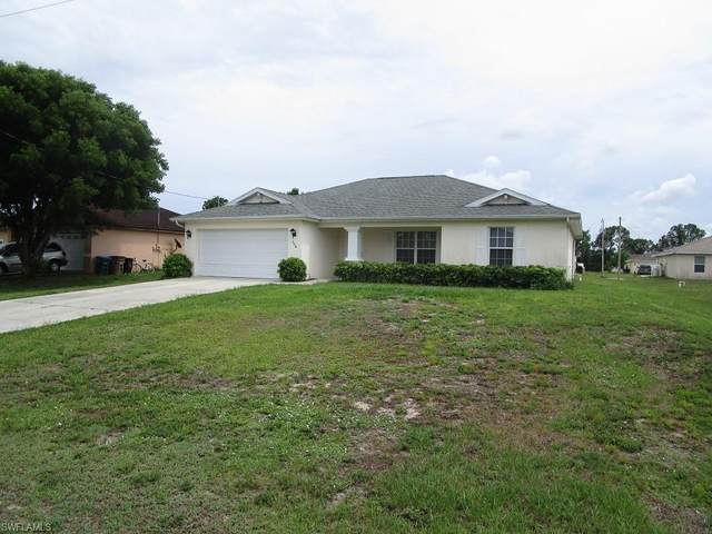 1516 NE 35th Terrace, Cape Coral, FL 33909 (#220075802) :: We Talk SWFL