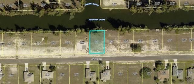 109 NE 8th Terrace, Cape Coral, FL 33909 (MLS #220075811) :: NextHome Advisors