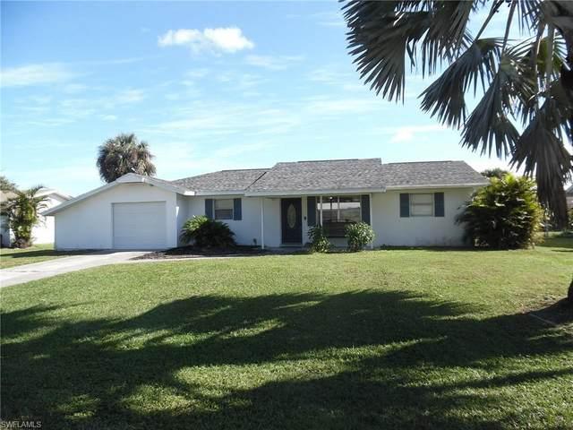 406 Cactus Circle, Lehigh Acres, FL 33936 (MLS #220075819) :: NextHome Advisors