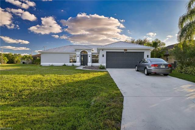 2508 SW 31ST Lane, Cape Coral, FL 33914 (MLS #220075873) :: RE/MAX Realty Team